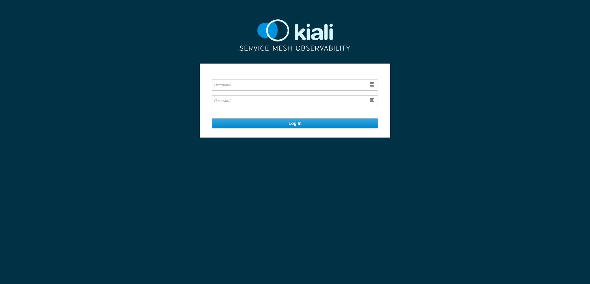 Kiali | openshift | Katacoda