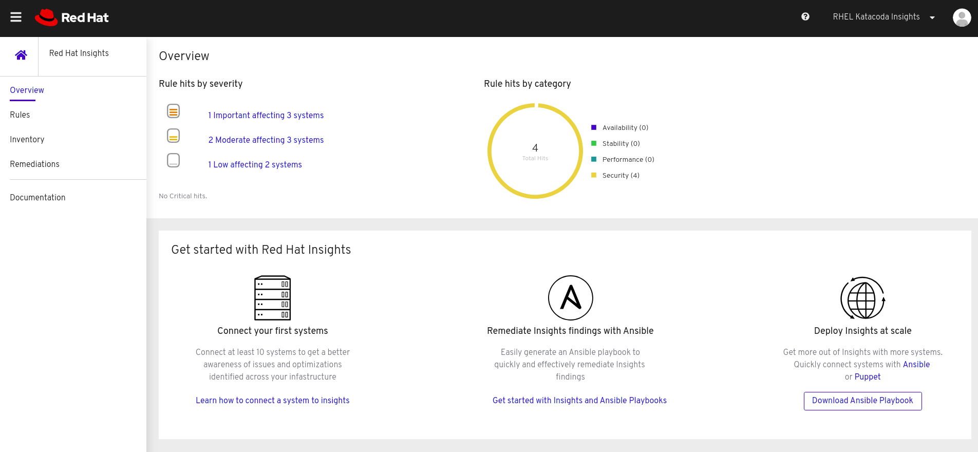 Insights Homepage